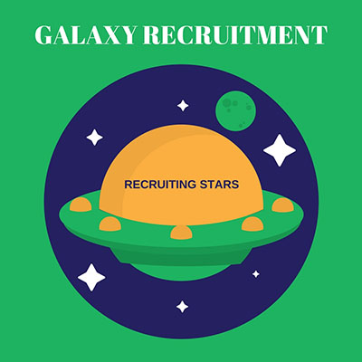 Galaxy Recruitment - Recruiting Stars